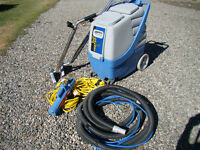 Carpet Cleaner and Burnisher