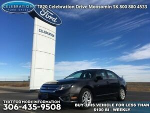 2010 Ford Fusion SEL  PST PAID!