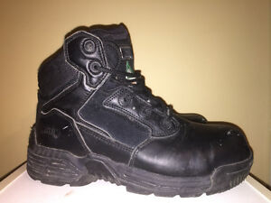 Magnum Steel Toe Boots - Men's size 6.5