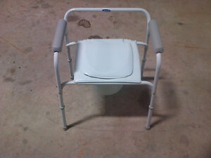 Invacare Commode - Delivery Available