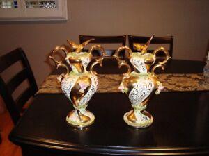 2 Le Palma Sesto F Vases made in Italy
