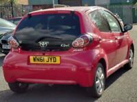 2011 Toyota AYGO 1.0 VVT-i GO 5dr Hatchback Petrol Manual