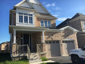 BRAND  NEW  3-BDRM  BOWMANVILLE  HOME  FOR  RENT