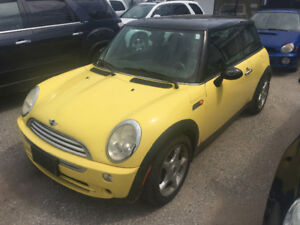 2005 MINI Certified 2900$  Plus tax