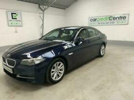 image for *BUY TODAY FROM £45 PER WEEK* BLUE BMW 5 SERIES 2.0 520D SE 4D 181 BHP DIESEL
