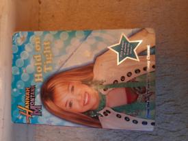 5 Hannah Montana books.