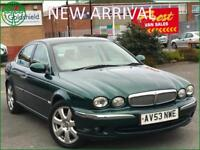 2003 (53) Jaguar X-Type 3.0 V6 SE Automatic AWD