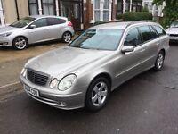 Mercedes e270 cdi avangarde estate for sale fully loaded