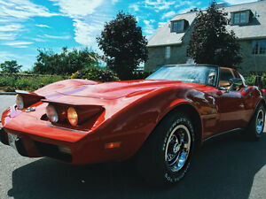 1978 Chevrolet Corvette - 25th year anniversary edition