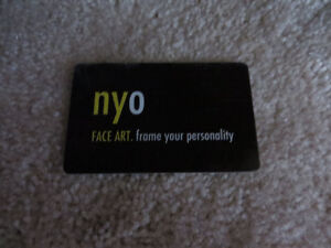 GIFT CARD ($100) - NEIL YOUNG OPTICAL, LINDSAY, ONTARIO