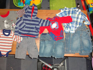 Twin Late Summer Fall Matching Outfits 0-3 monts