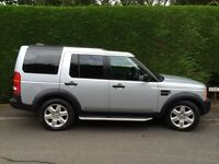 Landrover Discovery HSE. 2.7 tdv6 2007 (57) top spec.