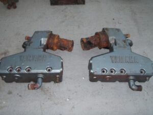 PARTS FROM A 1991 YAMAHA 4.3 L (Chev)