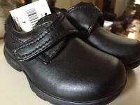Brand new dress shoes for toddler boy
