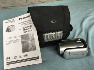 Panasonic Digital Dolby Camcorder
