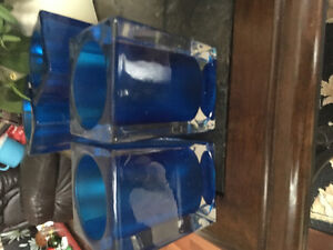 Candleholders like new price reduced