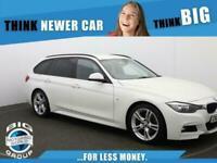 2015 BMW 3 Series 320D M SPORT TOURING Auto Estate Diesel Automatic
