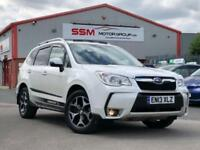 2013 Subaru Forester 2.0 i Turbo XT Lineartronic 4x4 5dr