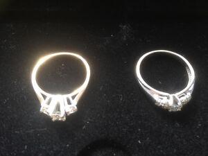 Ladies  Brillant  Rings - Appraised