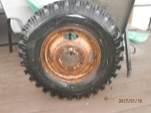 Trackmaster 500- Snow tires for sale