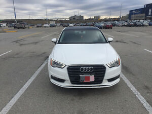 2016 Audi A3 1.8T progressiv Sedan with 1,000 cash incentive