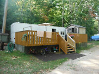 2006 Holiday Rambler 32Ft trailer