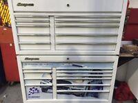 Ltd edition big snap on tool box/chest