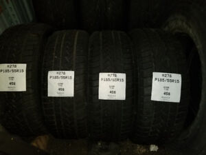 Continental WinterContact 185/55R15 7/32