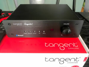 Tangent Ampster BT. Integrated amplifier with Bluetooth and DAC