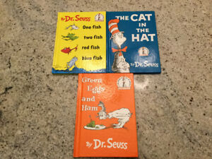 Children's Books - Dr. Seuss