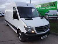 Mercedes-Benz Sprinter 2.1 CDI 313 High Roof Panel Van 4dr (LWB) DIESEL 2014/64