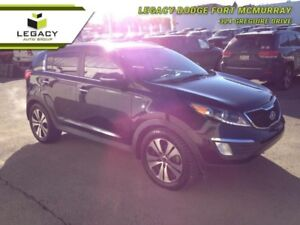 2013 Kia Sportage SX PANARAMIC ROOF LEATHER CAMERA AWD