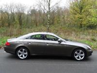 2010 10 Mercedes-Benz CLS350 3.0CDi 7G-Tronic 350..HIGH SPEC..STUNNING COLOUR !!