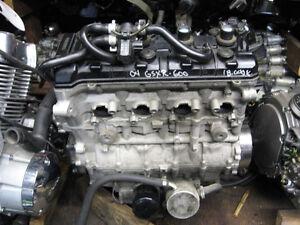 2004-05 suzuki gsxr-600 engine