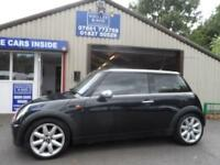 2005 05 MINI HATCH COOPER 1.6 COOPER 3D 114 BHP ONLY 2 OWNERS SERVICE HISTORY