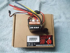 TORO 3 Cell ESC New with Fan Lowered price