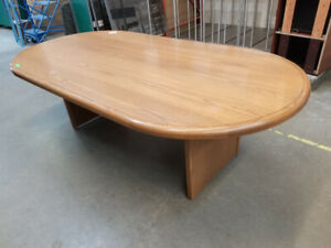Race Track 8' Meeting table