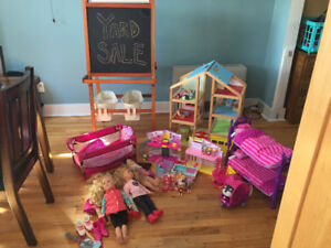 Children's Toy Yard Sale 17 Slayter Street