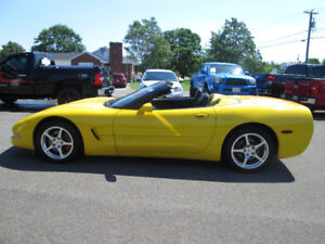 2004 CHEVROLET CORVETTE CONVERTIBLE TRADE WELCOME