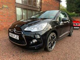 image for DS 3 1.6BlueHDi DSTYLE 1 PREVIOUS OWNER ECONOMICAL DIESEL ZERO/ FREE TAX