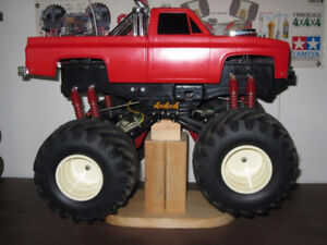 RC Clod Buster 1/10 scale 4x4x4