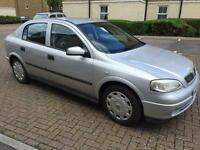 2003 Vauxhall/Opel Astra 1.6i Club Full mot just done nice to drive