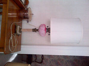 Antique Oil Lamps and Cranberry Glass Collection for Sale Kitchener / Waterloo Kitchener Area image 9