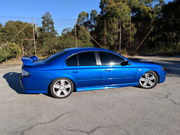 2007 Ford Falcon XR8 BF Mk II Manual Byford Serpentine Area Preview