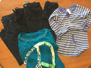 Roots, Gap, Guess girls size 12 London Ontario image 1