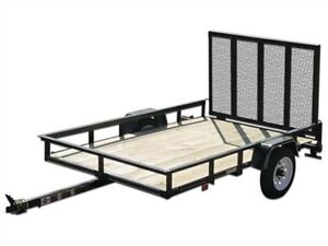 2015 Carry-On Trailer 4X8GW2K