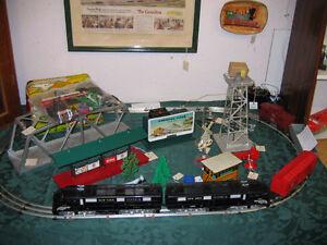 Vintage Lionel & Marx , Model Trains - Collins Bay Market Kingston Kingston Area image 1