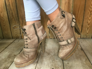 STEVE MADDEN Gorgeous Fall Womens Ankle Boots Heels Size 10