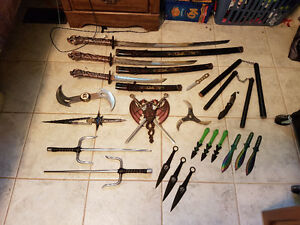 various knives for sale