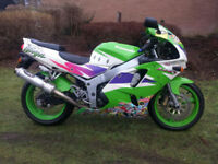 Kawasaki ZX6R Motorcycle PX Swap Anything considered